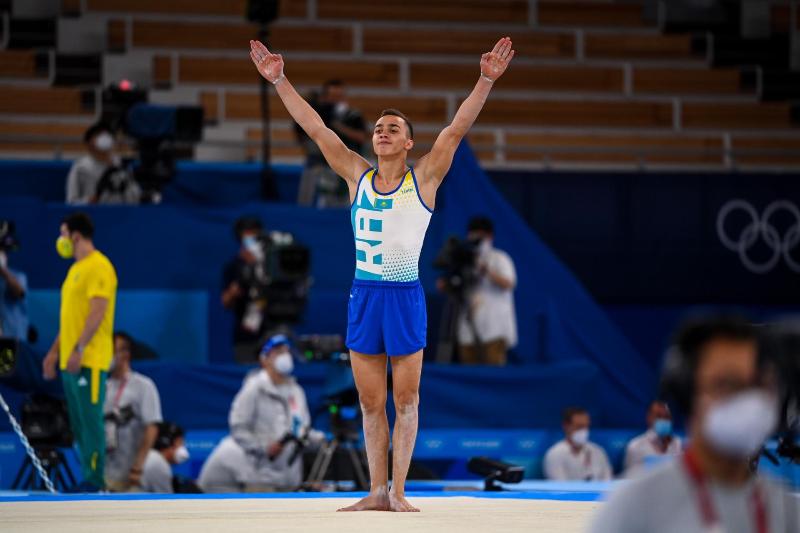 Милад Карими вышел в три финала на Олимпиаде в Токио