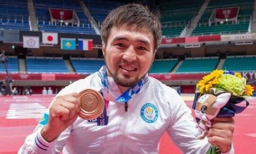Kazakhstan 19thin Tokyo Olympics medal tally with one bronze