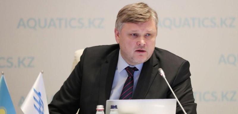 Андрей Крюков: Елдостың табандылығы өзге спортшыларға бағдар болады