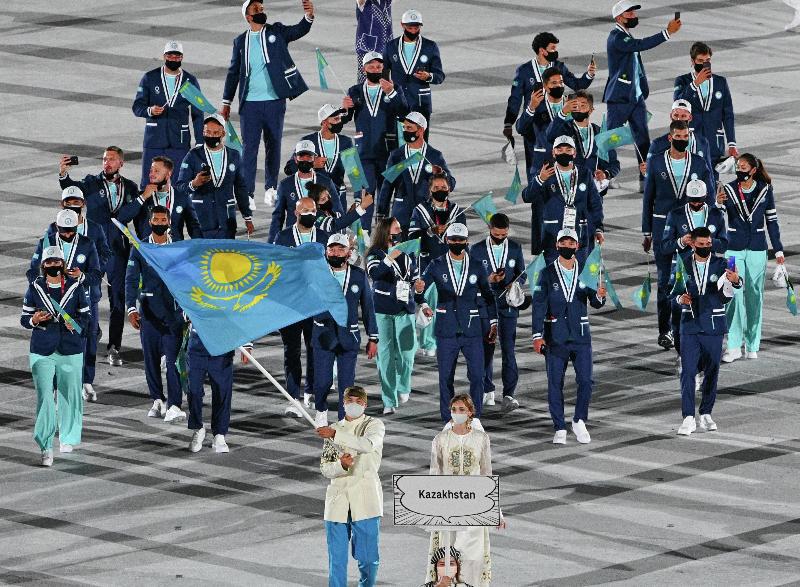 Казахстанцев призвали поддержать спортсменов на Олимпиаде