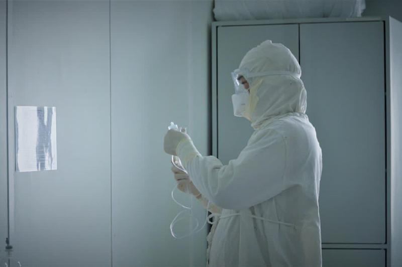 Коронавирус: медики показали переполненные реанимации в Нур-Султане