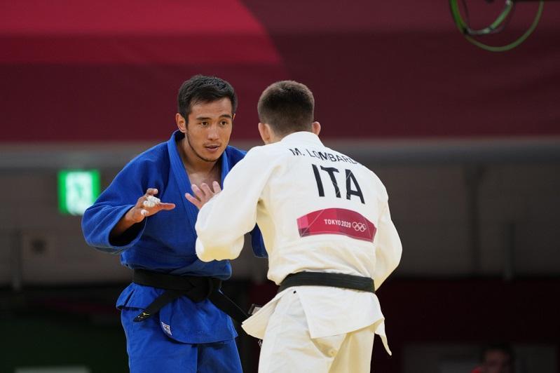 Kazakh judoka Serikzhanov out of Tokyo Summer Olympic Games