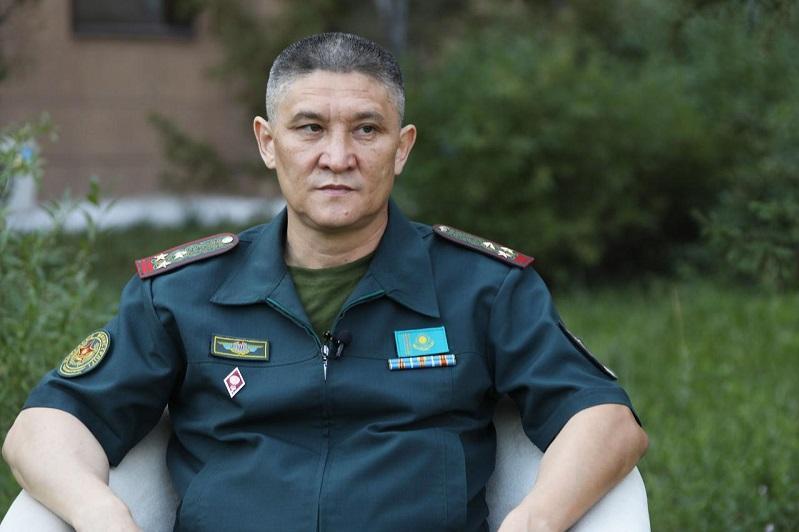 Коллективный иммунитет в Вооруженных Силах создан - Альбек Манабаев
