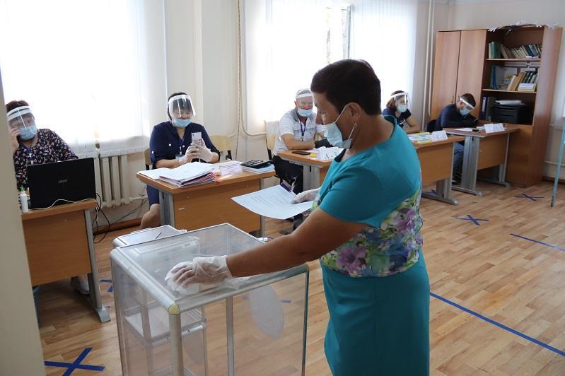 Жители Костанайской области проявляют активность в выборах сельских акимов