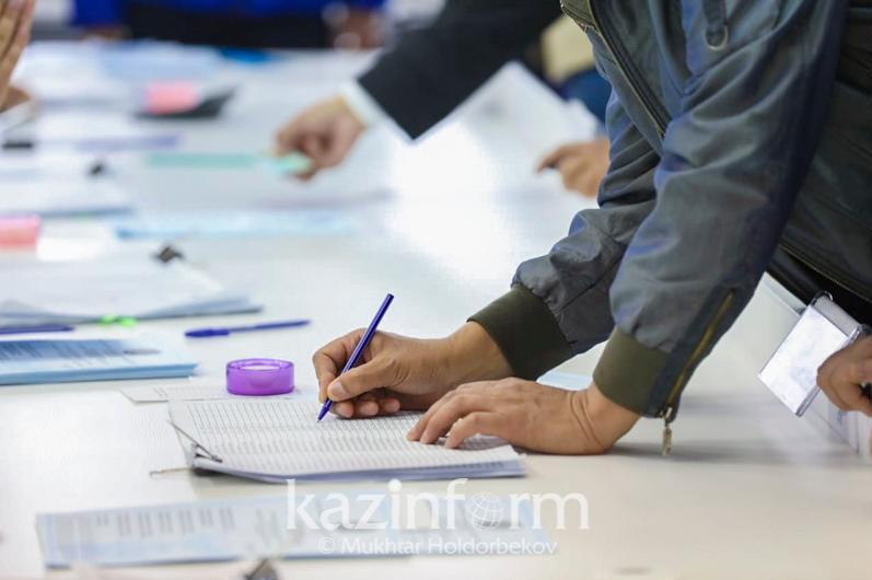 В Туркестанской области стартовали выборы сельских акимов