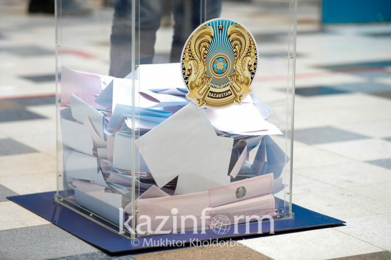 Сколько человек проголосовали на выборах в Кызылординской области