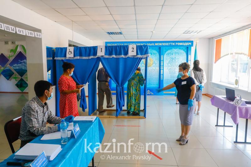 Праздник в маленьком ауле: как проходят выборы сельских акимов в Алматинской области