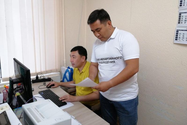 Нарушений в избирательном процессе не выявлено - Толеген Кунадилов