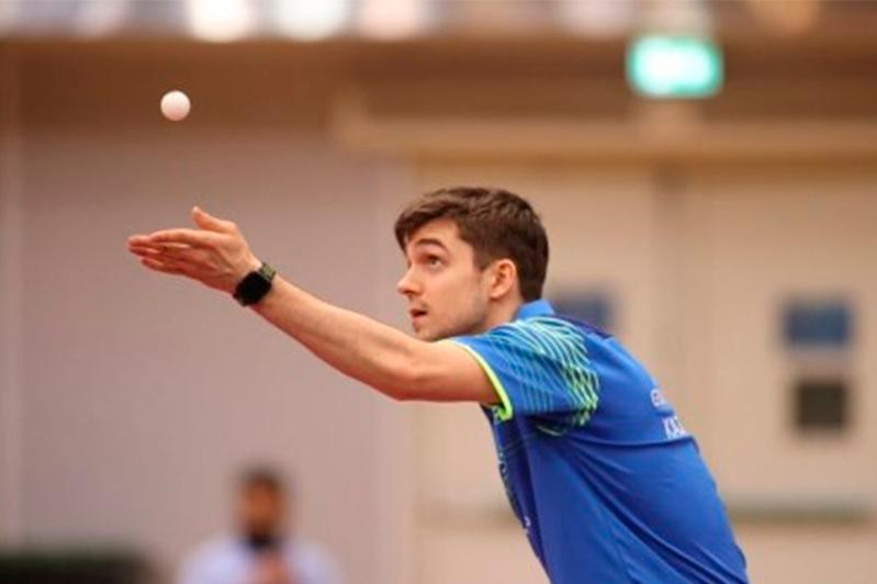 Kazakhstan's table tennis star Gerassimenko victorious at the start of Tokyo Olympics