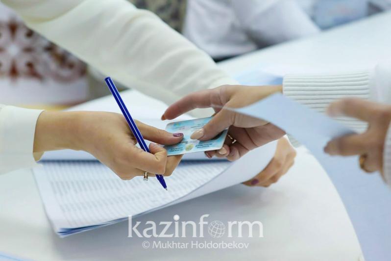 Бюллетени получили 36,6% избирателей в Мангистауской области