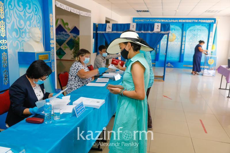 Выборы сельских акимов: какой регион лидирует по явкам избирателей