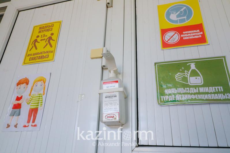 О соблюдении санитарного режима во время выборов напомнили жителям СКО