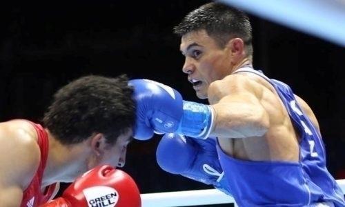 Определился следующий соперник трехкратного чемпиона Казахстана на Олимпиаде-2020