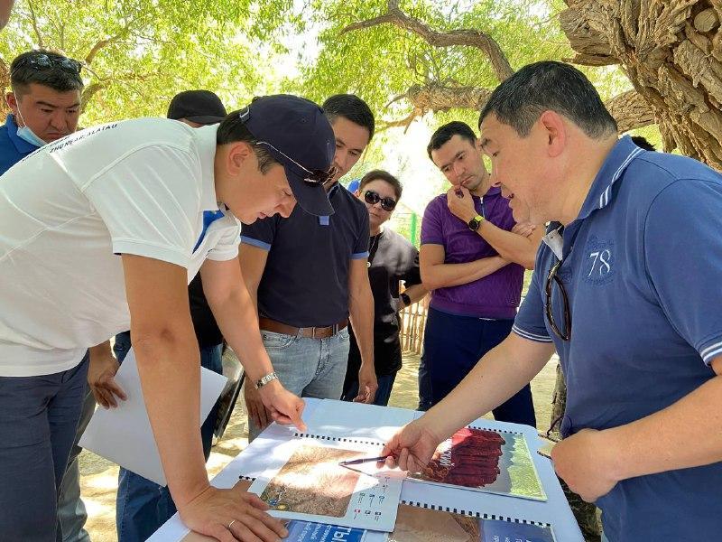 Современный визит-центр откроют в национальном парке «Алтын-Эмель»