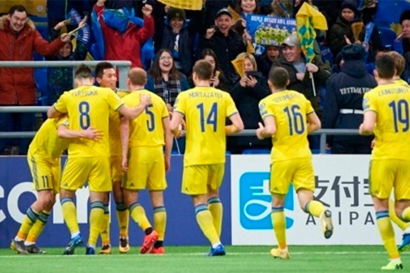Стала известна дата начала сбора национальной сборной Казахстана по футболу