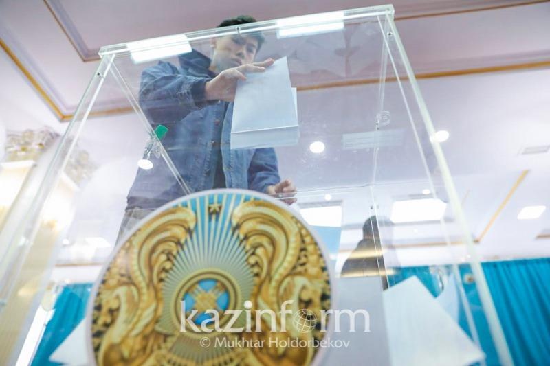 Избирательные бюллетени на выборах акимов получили 87,08 % жителей СКО