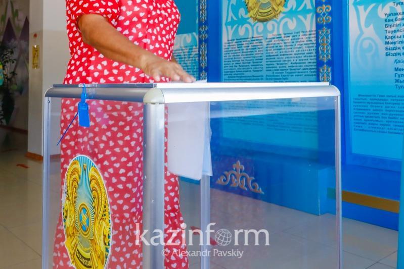 Более 90% жителей ВКО проголосовали на выборах акимов
