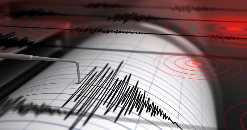 Землетрясение произошло в 282 км от Алматы