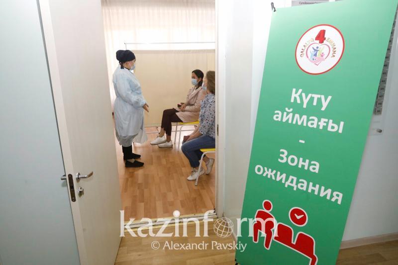 Еще восемь казахстанских вузов присоединились к акции среди вакцинированных студентов