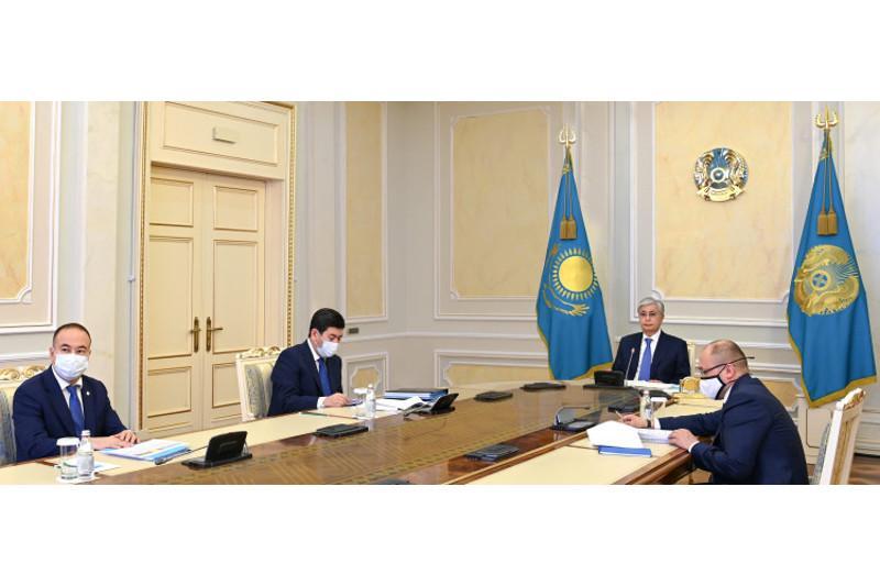Опубликован видеообзор рабочей недели Президента Казахстана