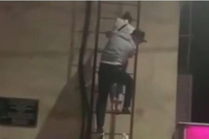 Девушку спасли от суицида в Алматы