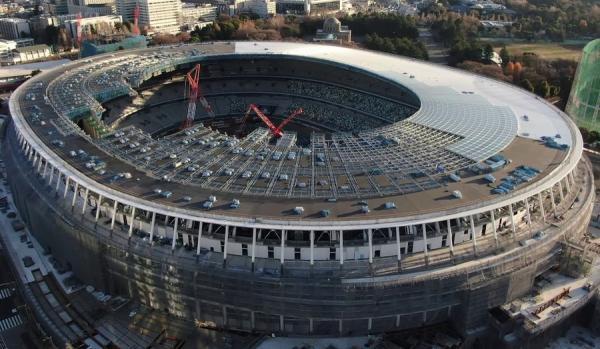توكيو 2020: وليمپيادا ويىندارىنا ارنالعان 13 ەرەكشە ستاديون