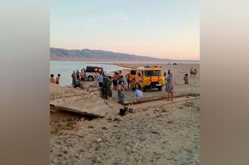Запрещенные места купания приводят к трагедиям - ДЧС ВКО