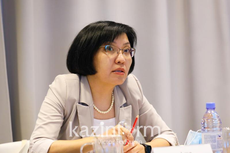 Алуа Жолдыбалина: Әкім сайлауында әйел үміткерлер белсенді болды