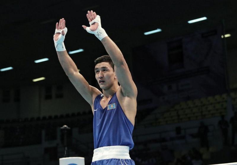 Олимпиада: Боксшы Әбілхан Аманқұлдың қарсыласы анықталды