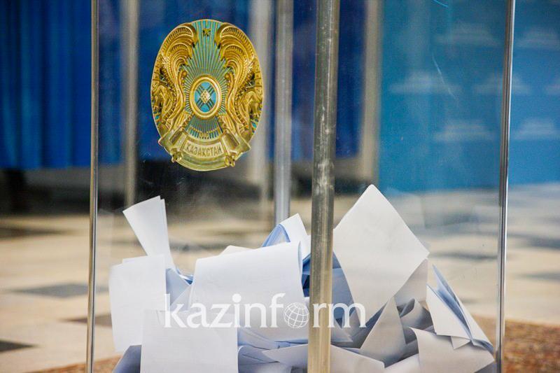 «Против всех» проголосовали около 300 избирателей в Мангыстауской области