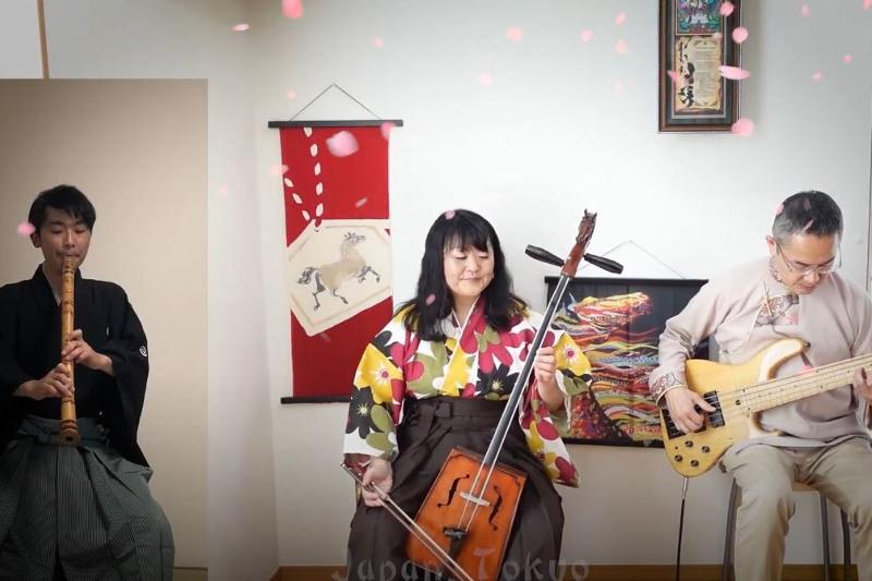 Qazaq jáne japon mýzykanttary Olımpıada qatysýshylaryna kompozıtsııa arnady