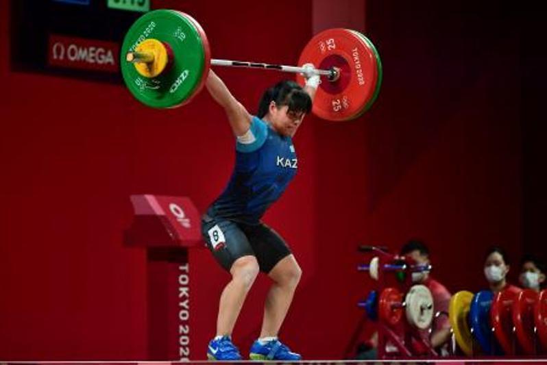 东京奥运会奖牌榜:哈萨克斯坦位居第40