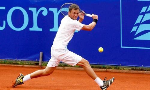 Александр Недовесов не смог пробиться в четвертьфинал турнира ATP в Кицбюэле