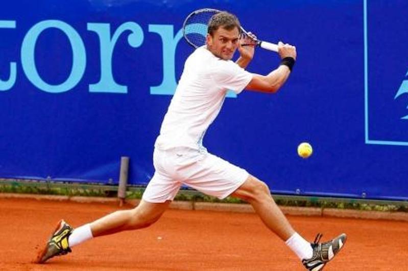 Nedovyesov of Kazakhstan fails to advance to Austrian Open Kitzbuhel quarterfinals