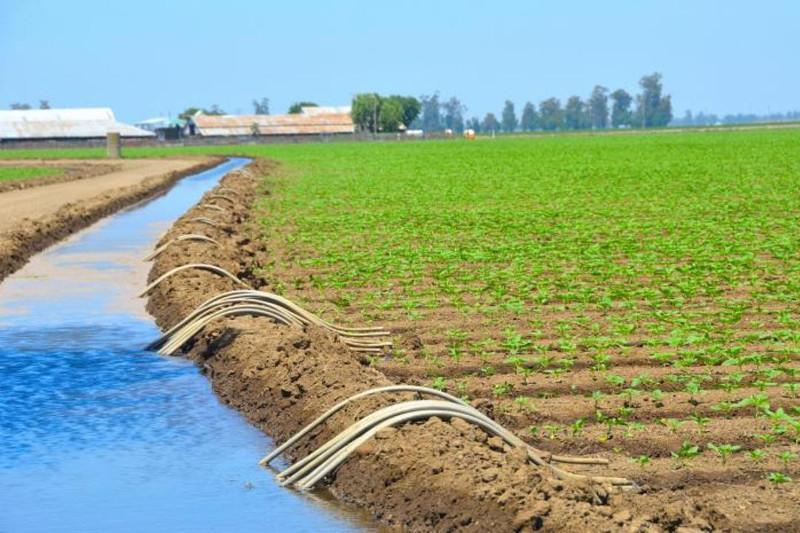 Увеличенаподача воды в казахстанскую часть канала «Достык»