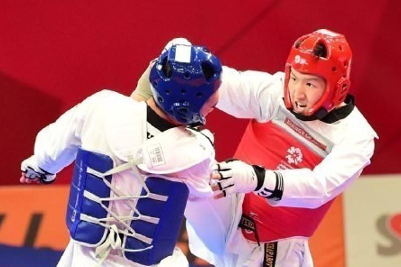 Токио-2020: Руслан Жапаров ширек финалда қарсыласынан жеңілді
