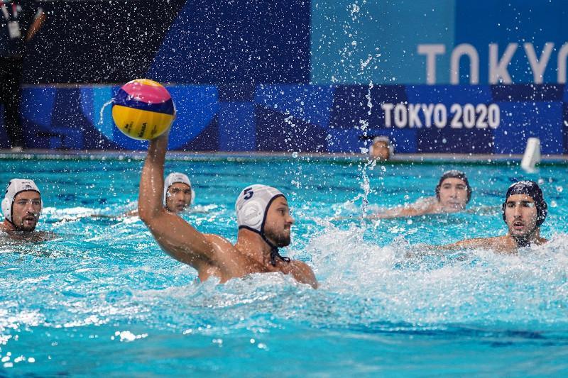 Казахстанские ватерполисты проиграли второй матч на Олимпиаде в Токио