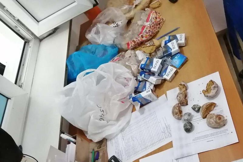 Наркотики в пряниках пытались передать осужденному в Талдыкоргане