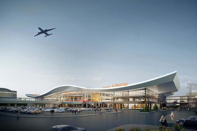 哈萨克斯坦内务部加强对机场和火车站新冠防疫措施监督