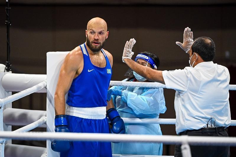 Kazakhstani Levit sensationally knocked out in Tokyo Olympics Round of 16