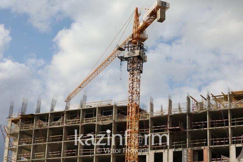 400 тыс. квадратных метров жилья построено в Атырауской области с начала года