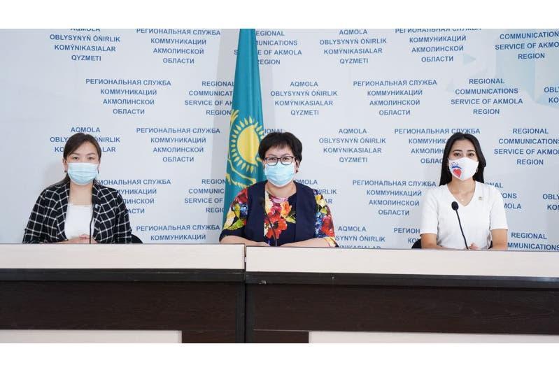 О проводимых мероприятиях в рамках 30-летия Независимости рассказали в Акмолинской области