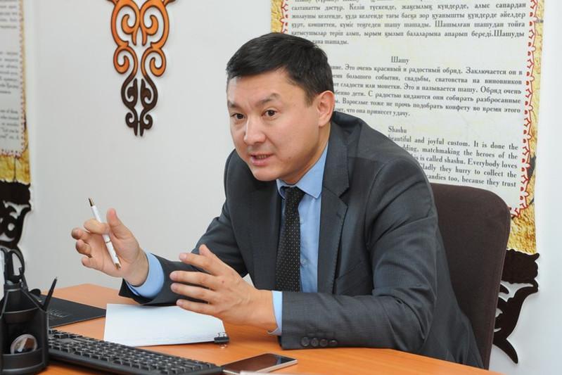 Даурен Базаров: В центре внимания – жители сел
