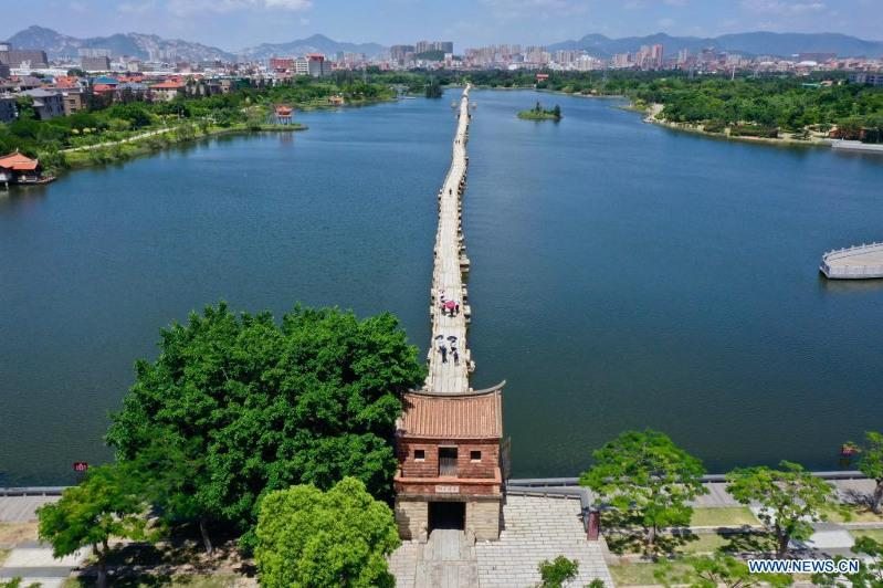 Quanzhou added to UNESCO World Heritage List
