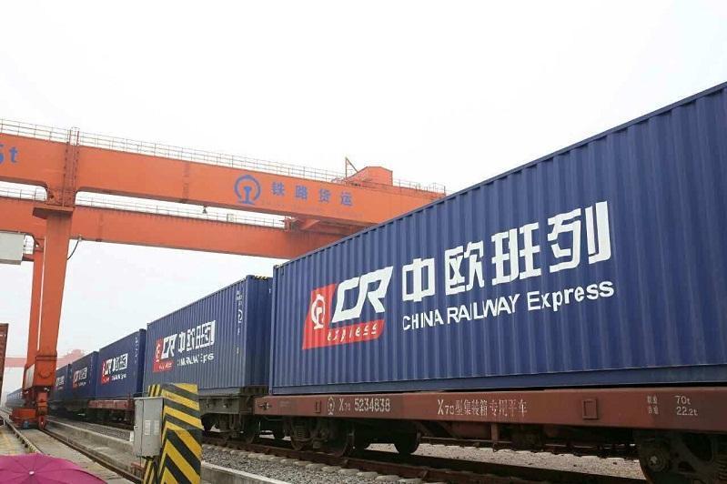 哈萨克斯坦集装箱中转列车大幅提速