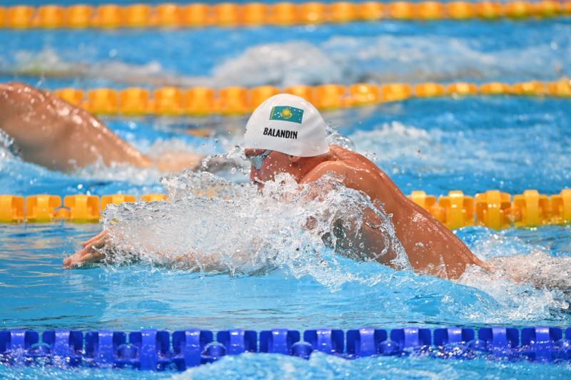 Dmitriy Balandin misses out on 200-meter breaststroke final at Tokyo Olympics