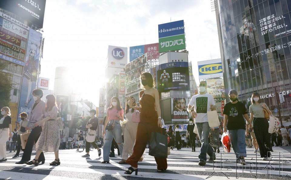 日本东京单日新增新冠确诊2848人创新高