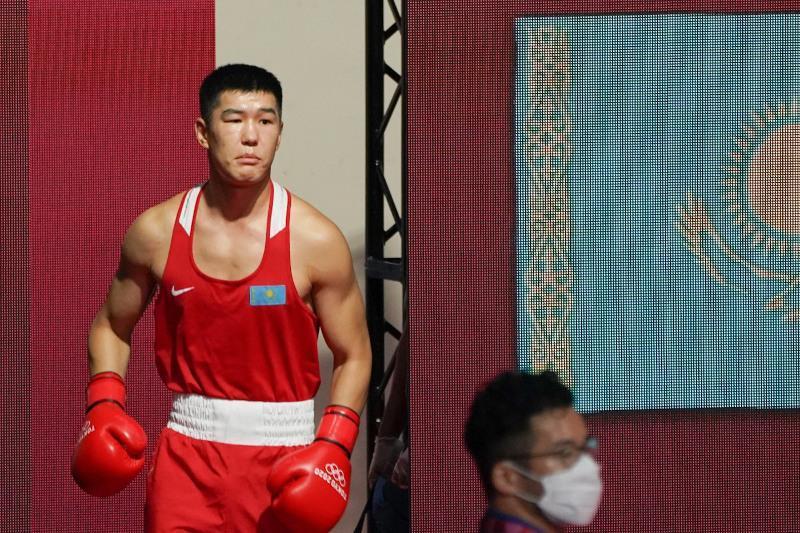 Бекзад Нурдаулетов проиграл свой первый бой на Олимпиаде в Токио