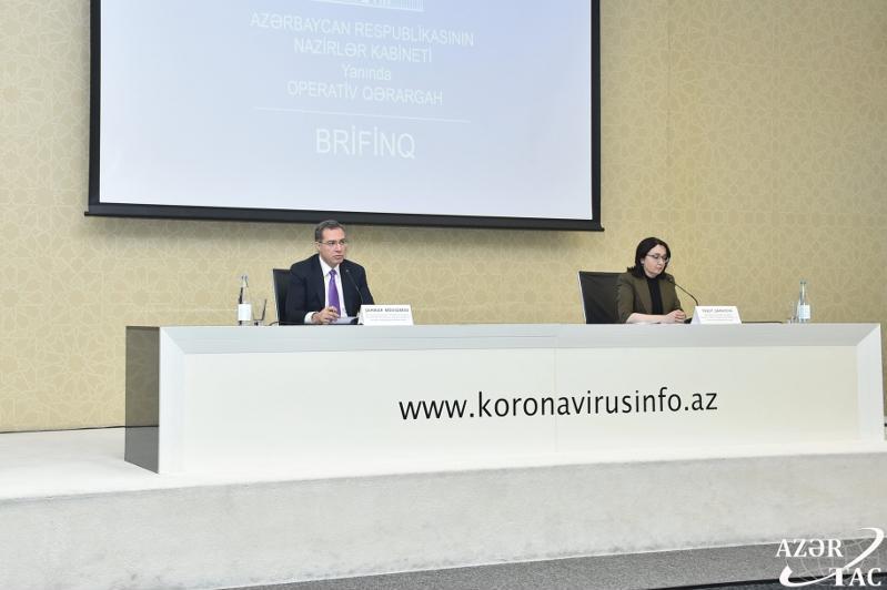 阿塞拜疆政府推出检查公民新冠健康二维码的程序