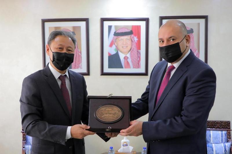 В иорданском парламенте обсудили ход реализации политических реформ в Казахстане